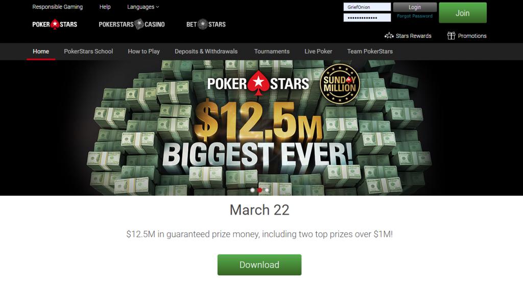 Плюсы и минусы флагмана индустрии онлайн-покера